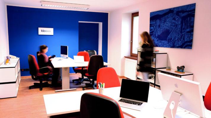 Kioosco Coworking, in Trentino il nuovo spazio di Kioo Studio
