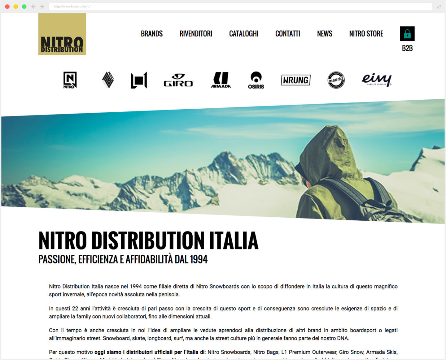 Nitro Distribution Italia