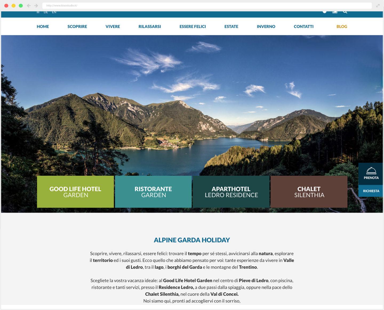 Alpine Garda Holiday