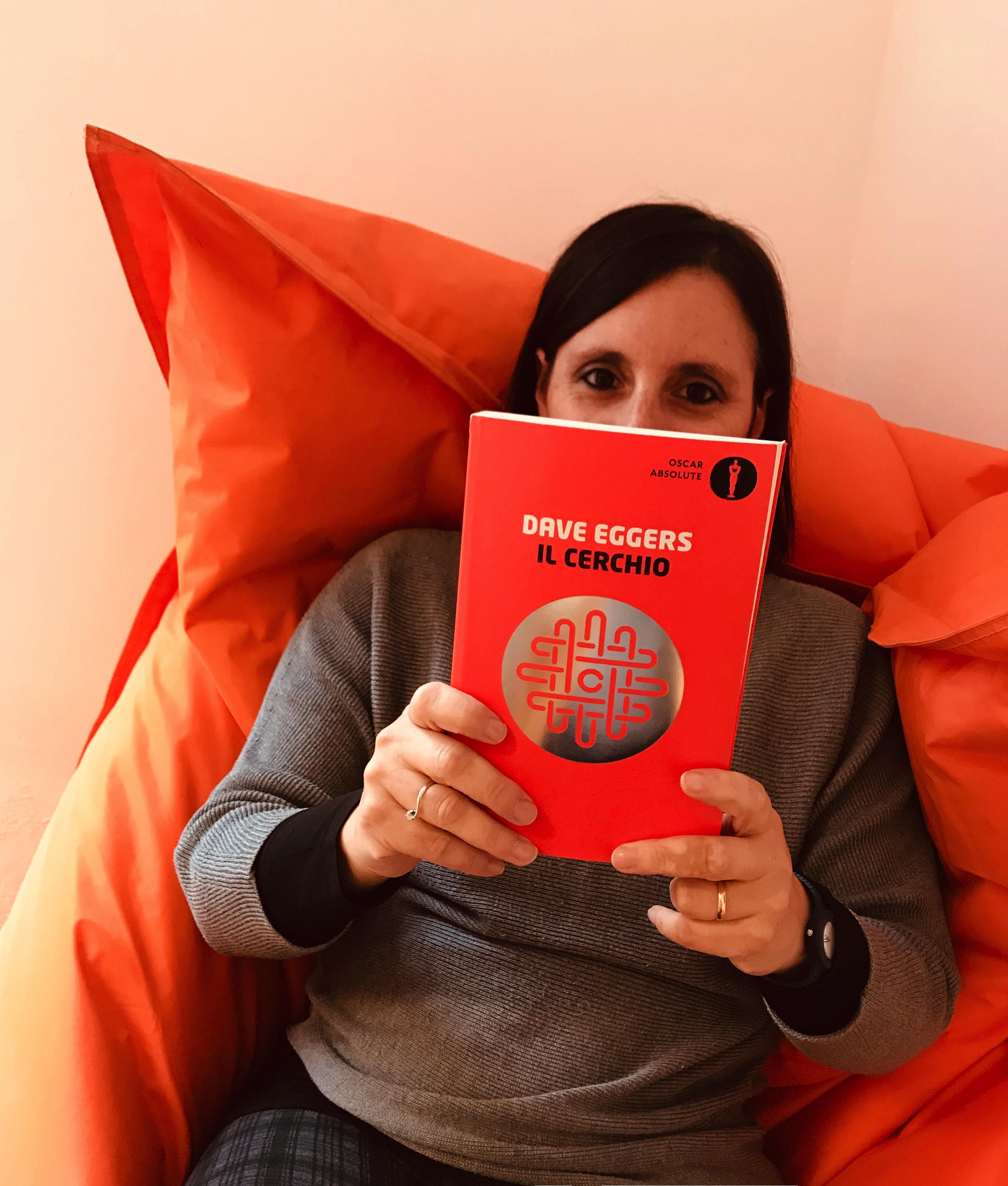 """Consigli di lettura: """"Il Cerchio"""" di Dave Eggers"""