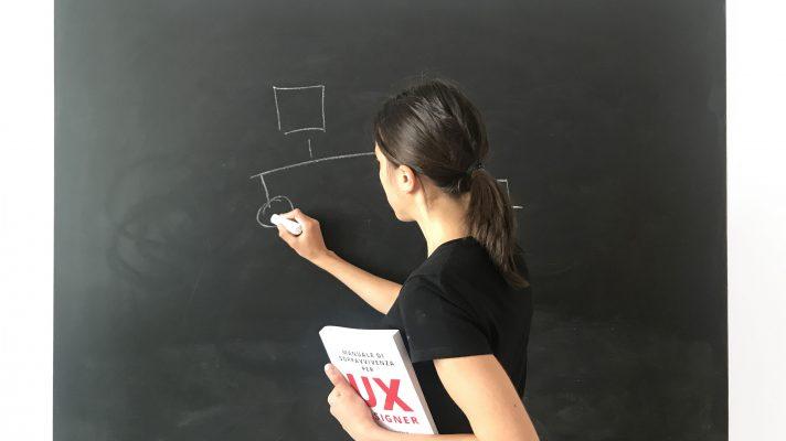 Consigli di lettura: Manuale di sopravvivenza per UX designer di Matteo di Pascale